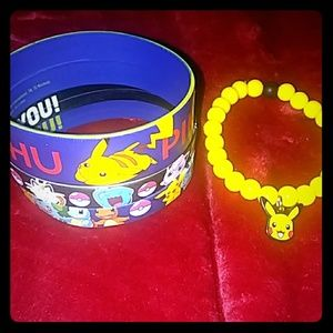 Pokemon Bracelet Lot